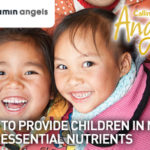 A Multi-Vitamin a day, a win-win for you and a child in need