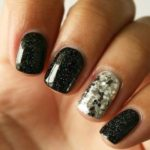A Little Bit Of Sparkle – Statement Nails My Way!