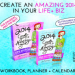 A Gorgeous Way To Get Organised And Create A Fabulous 2014!