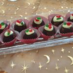 Mini Chocolate Plum Puddings