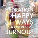 Hydration = Happy