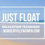 'Just Float' Relaxation Technique