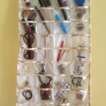 Make Mornings Easier With A Handy Hanging Organiser