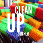 3 Quick Ways to Clean the House