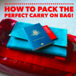 How To Pack The Perfect Carry On Bag!
