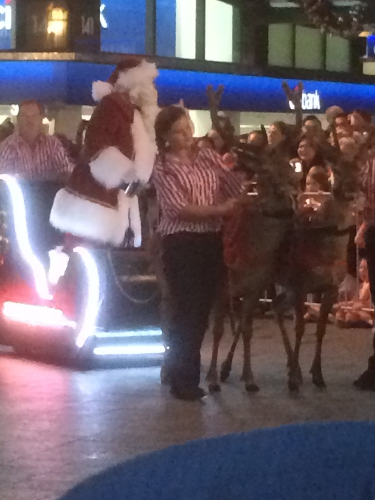 Myer Christmas Parade Brisbane