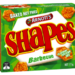 Bring back the real barbeque shapes
