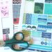 an easy way to get free stickers for your planner