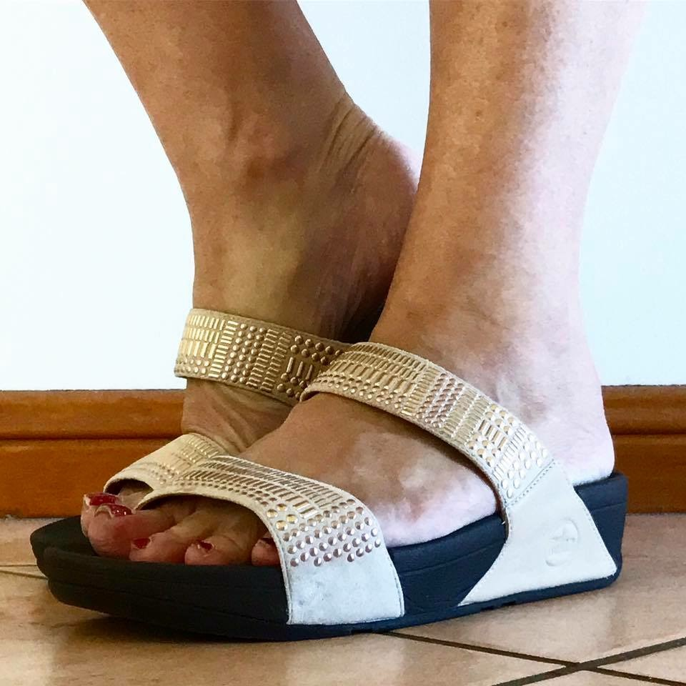 Fitflops are my favourite shoe for support and comfort during the warmer months