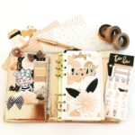 How To Decorate Your Planner With Scrapbooking Supplies