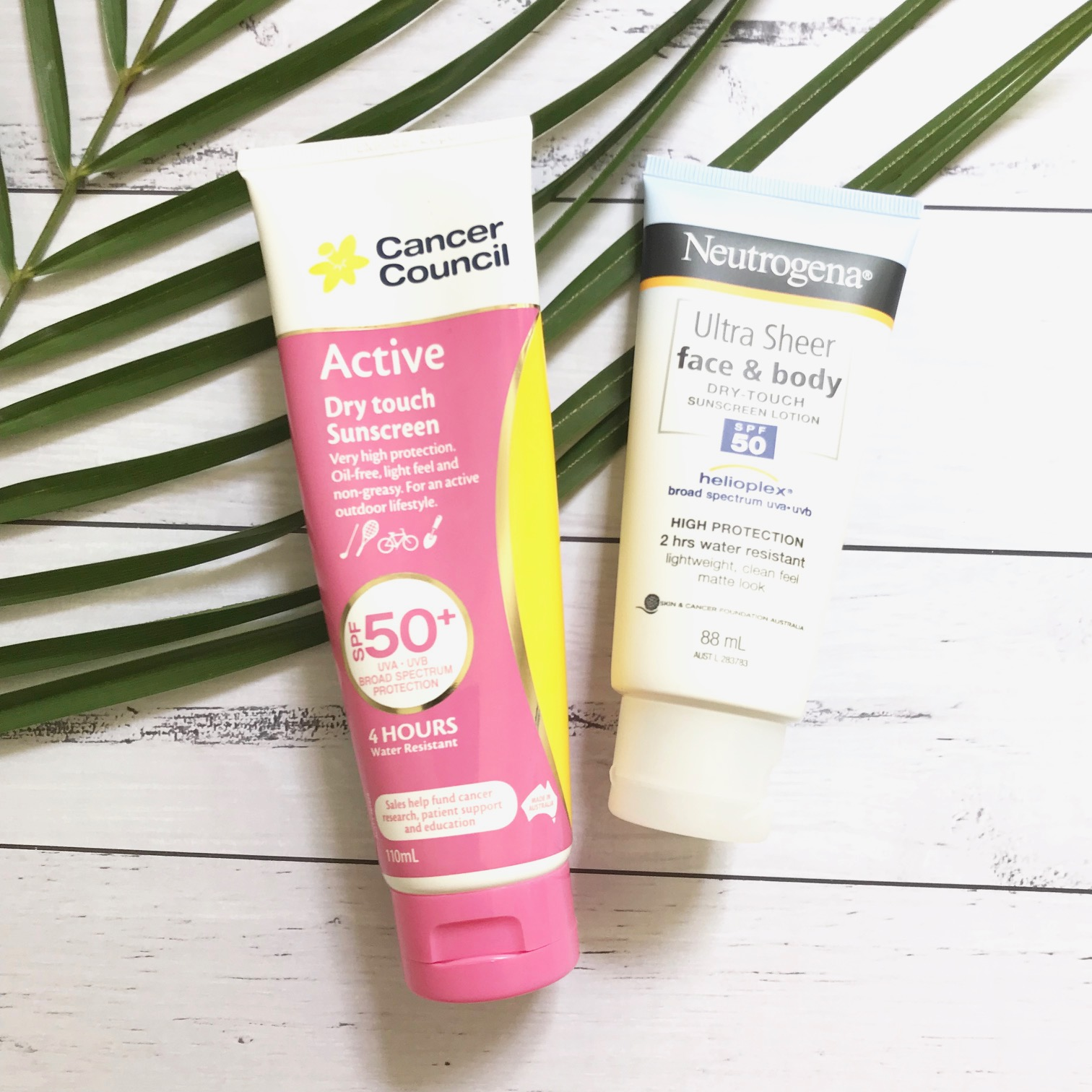 dry finish sunscreen helps avoid breakout