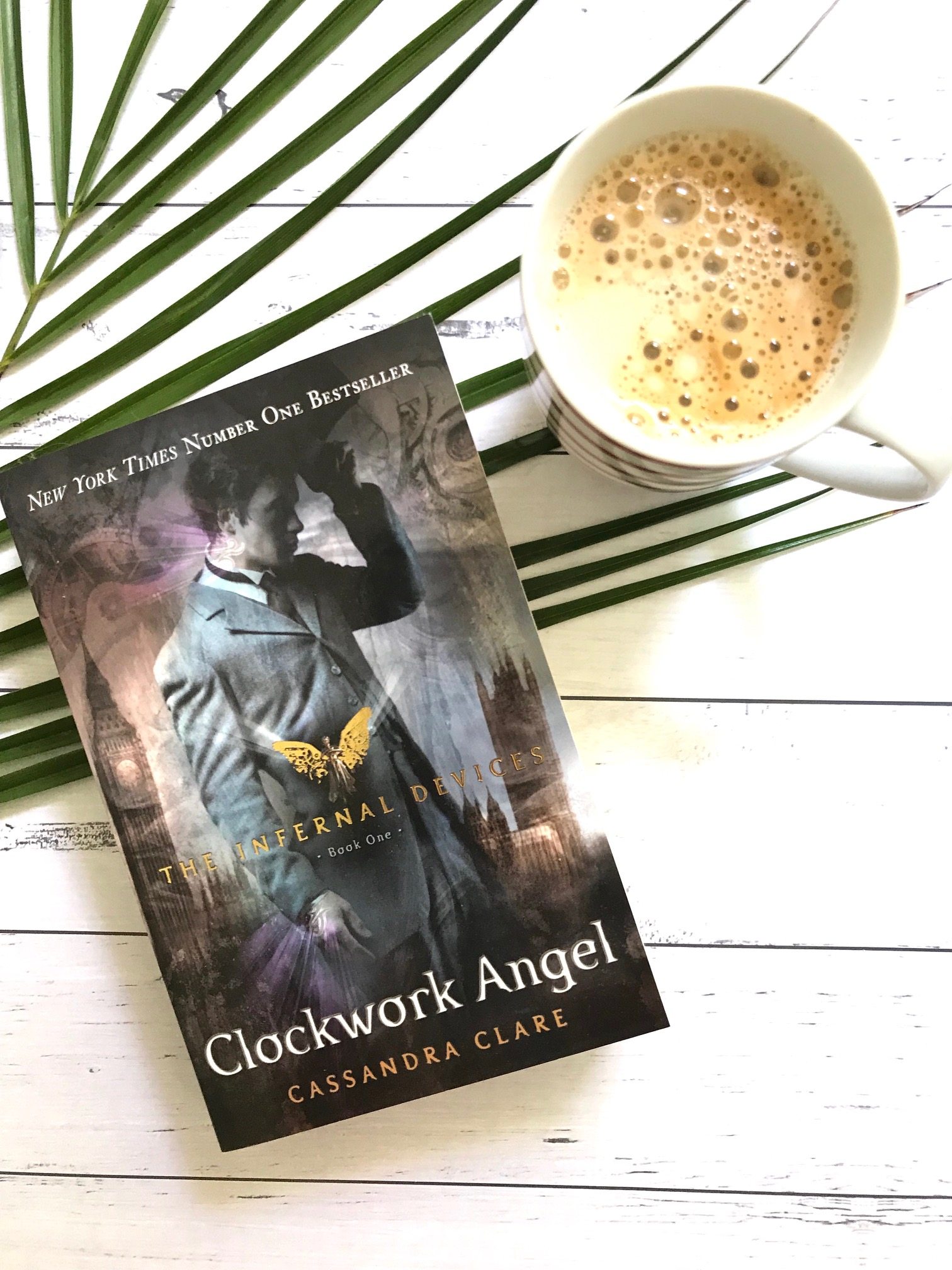 The Infernal devices a great summer read