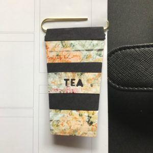tea lover planner clip