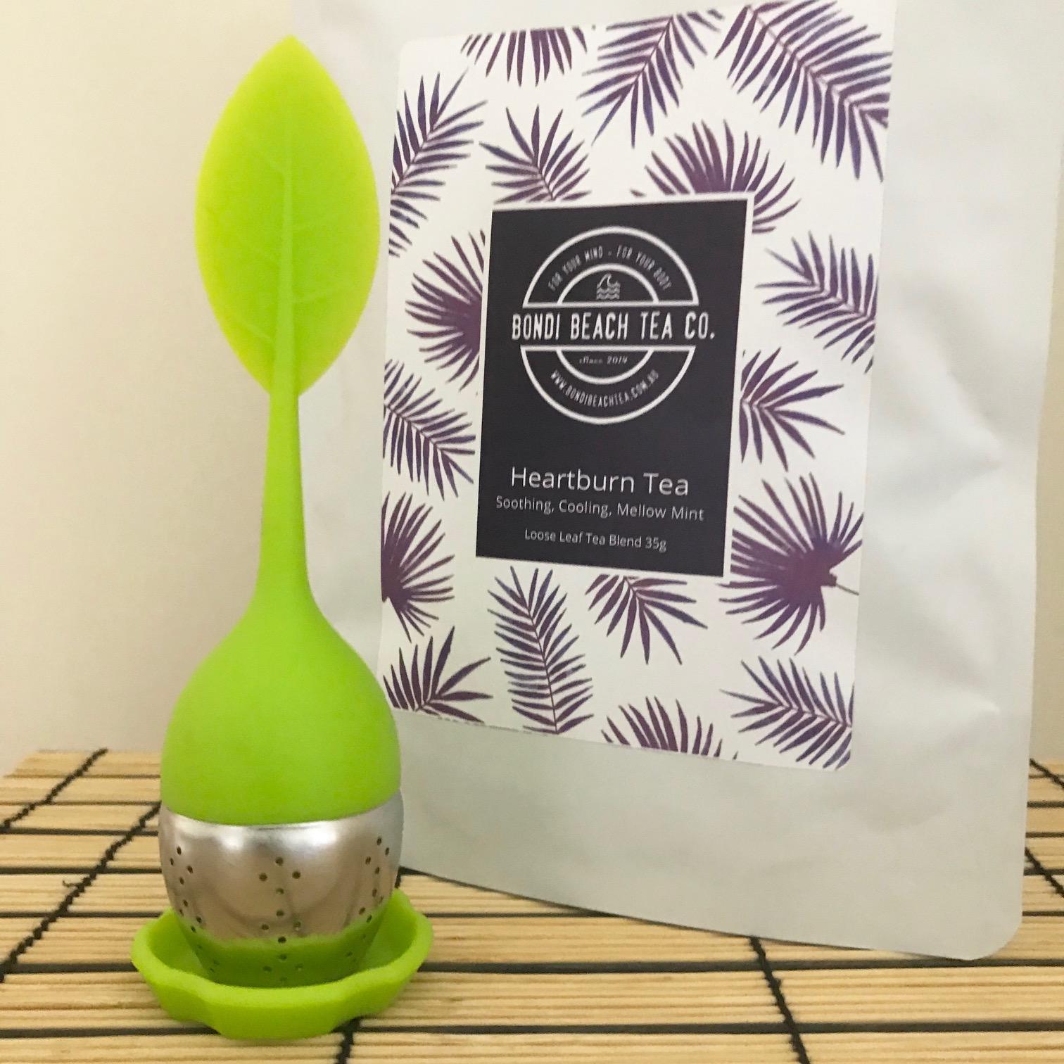 Bondi Beach Tea Co tea strainer