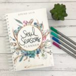 Soul Seasons Planner – A fresh new way to set goals, make plans and stay organised