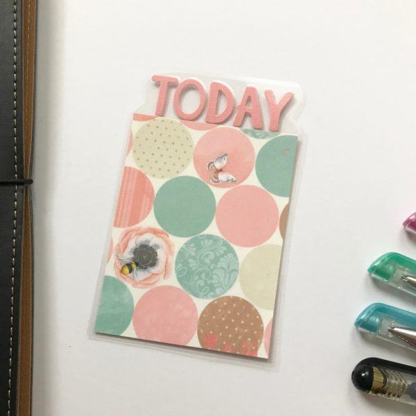 spring book mark