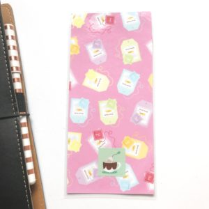 tea time hobonichi pencil board